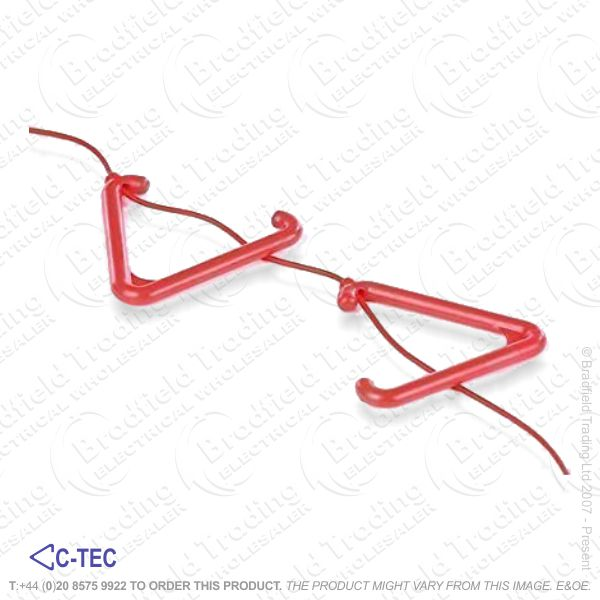 I07) Red Pull Cord Only Disable