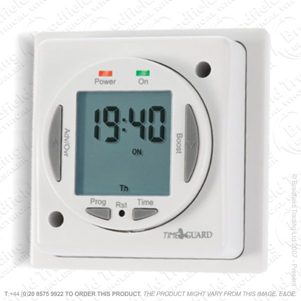 24h/7day Digital Imm Timer GP TIMEGUARD