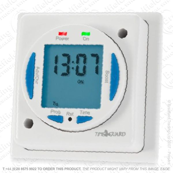 I11) 24h/7day Digital Box Timer GP TIMEGUARD