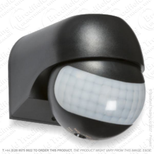 PIR 180* Sensor Mini LED Bla Knis