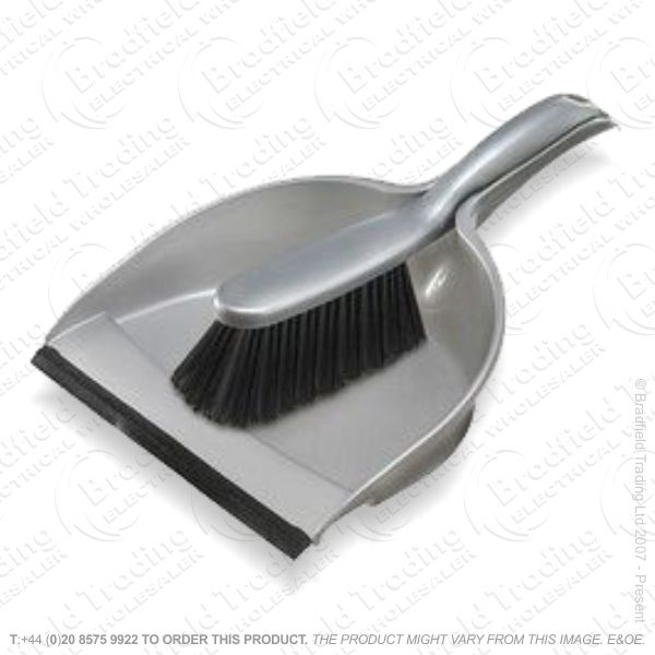 C24) Dustpan And Brush Set HARRIS