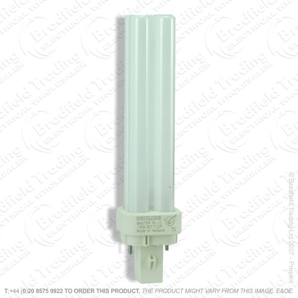 A62) PLC c830 2pin G24d-1 10W Warm White