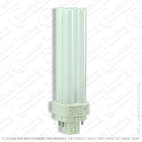 A62) PLC c827 4pin G24q-2 18W warmwhite PHI