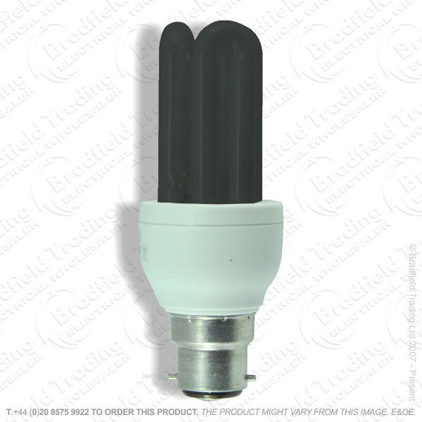 A82) UV Blacklight Blue PLEC BC 25W Pro