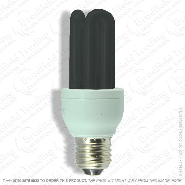 A82) UV Blacklight Blue PLEC ES 25W Pro