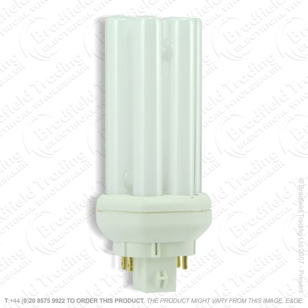 A63) PLT c835 4pin GX24q 26W white GE
