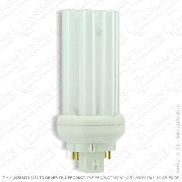 A63) PLT c835 4pin GX24q 42W white GE