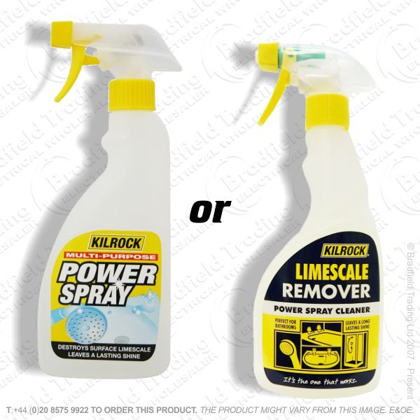 C22) Cleaner Limescale Remover 500ml KIL