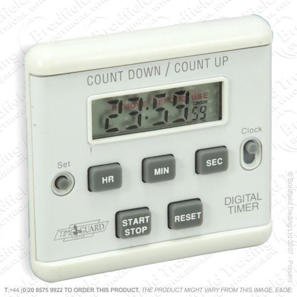 I10) Timer Count Up   Down with Clock TIMEGUA