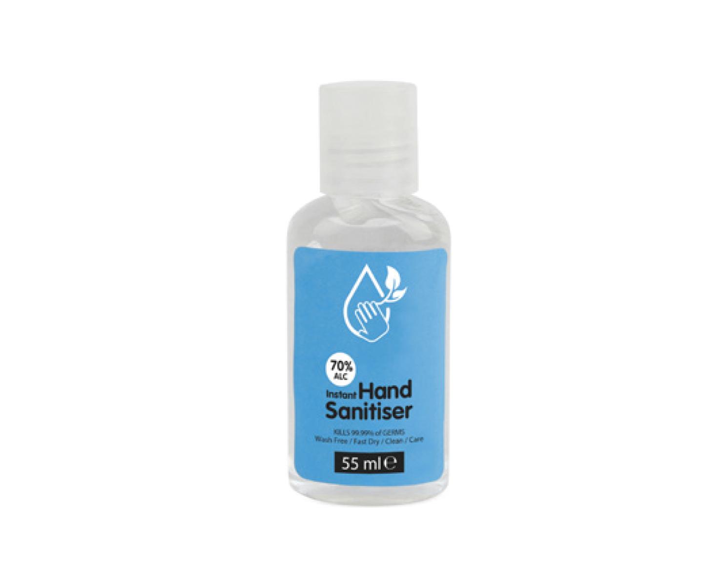 Instant Hand Sanitiser 50mL