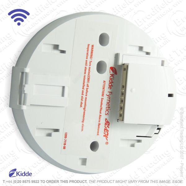 I04) Wireless Alarm Base for Slick range