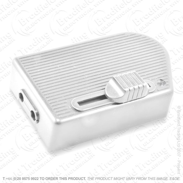 I13) Dimmer InLine Foot 300W white RT81