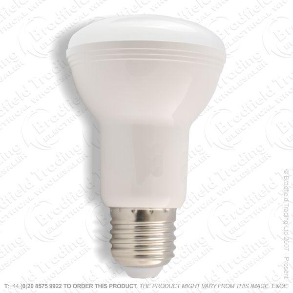 A35) R63 Spot LED 7.8W ES 3K 630lm EVEREADY