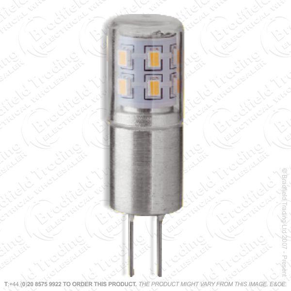 A45) 2.2W LED Capsule 12V G4 3K 200lm ENERGIZ