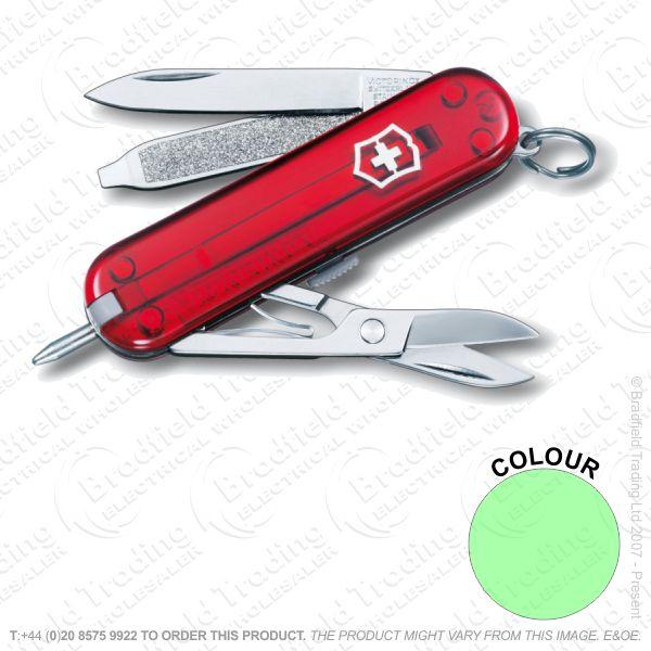 G43) SwissArmySIGNATURER2.25  7t 2lgreen