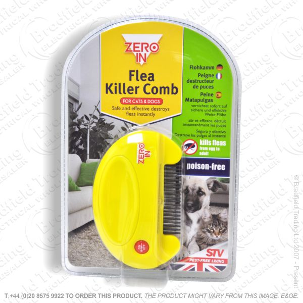 C26) Flea Killer Comb STV