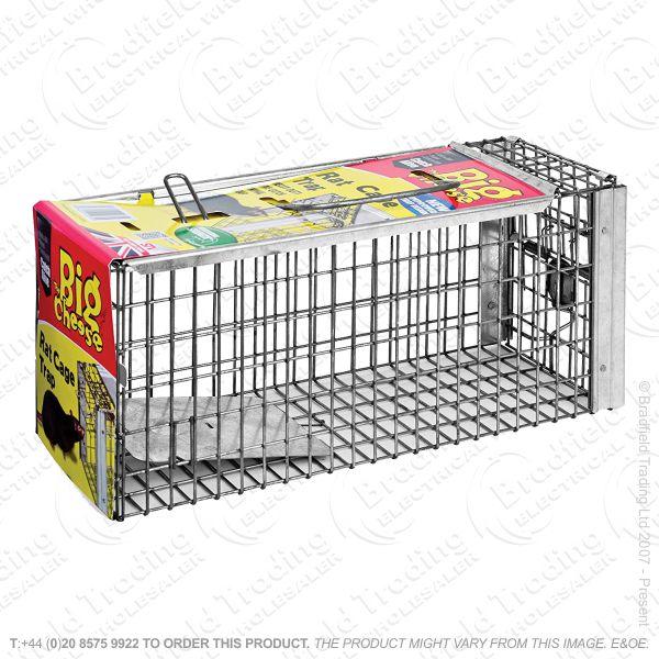 C28) PestC Rat Live Catch Cage Trap