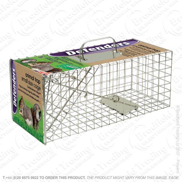 C28) PestC Squirell Live Catch CageTraps