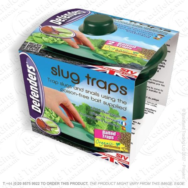 C28) PestC Slug Bait Safe Pk3