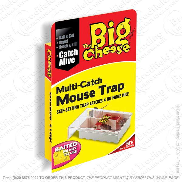 C29) PestC Mouse Multi Trap Live Catch Small