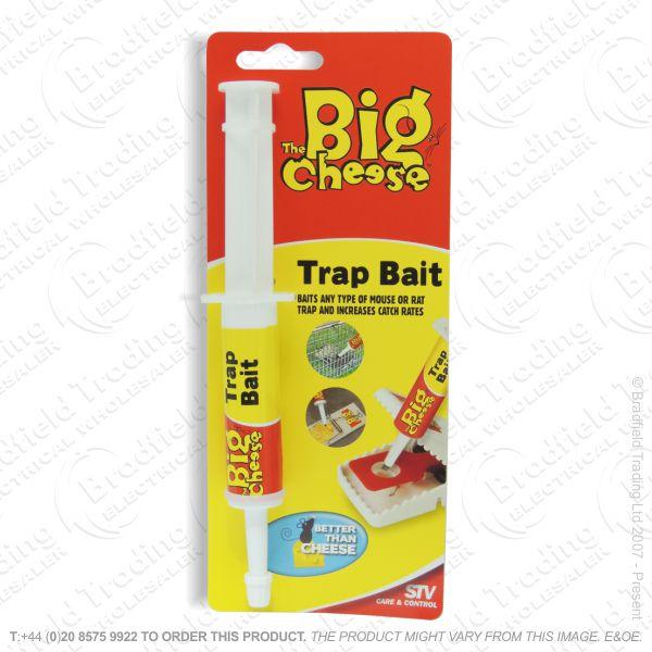 C29) Trap Bait 15g Big Cheese STV