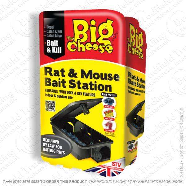 C29) Rat Mouse Killer Bait Station