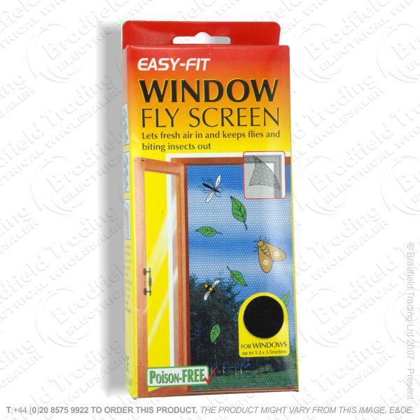 C26) PestC Fly Screen Door Easy Fit