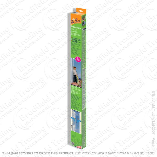 C26) PestC Insect Door Curtain Pk4