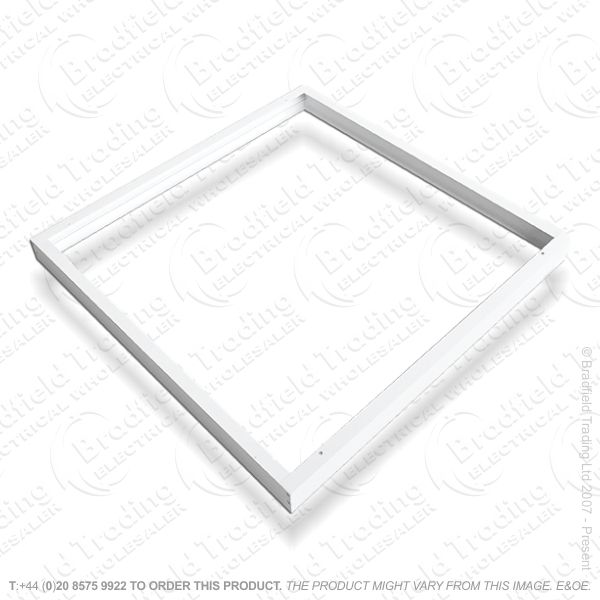 Surface Mount Frame for LED Panel ETERNA