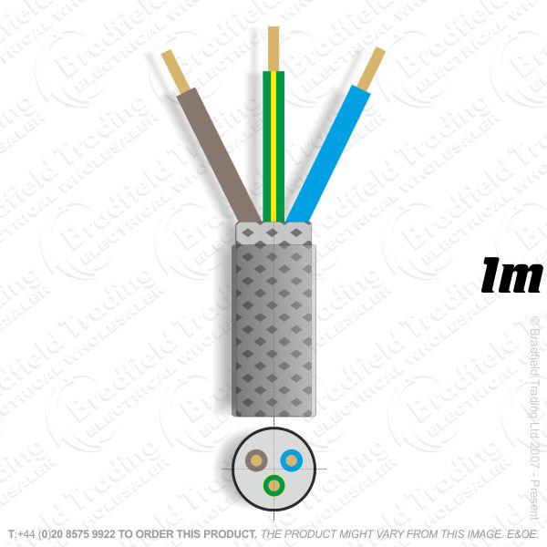 H11) SY Control Flex 3c 2.5mm Clear 1M