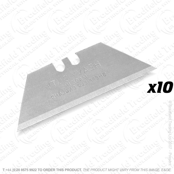 G44) Knife Trimming Blades x10 CK