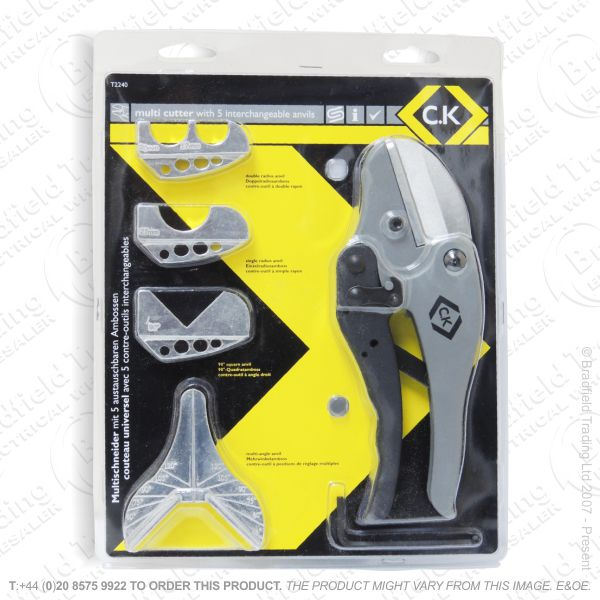 G40) Conduit Trunking Pipe Cutter CK