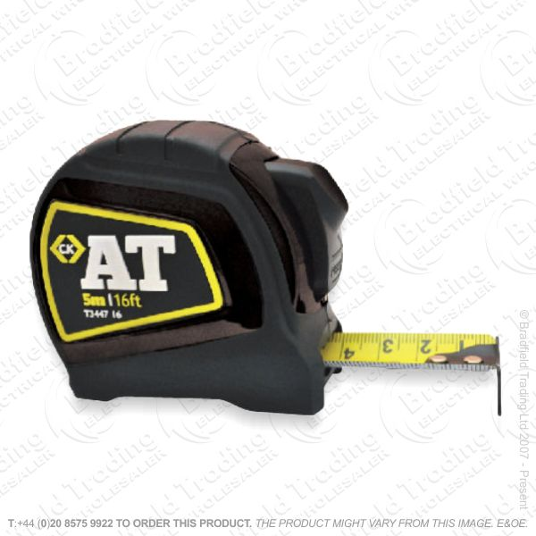 G51) Tape Measure 5m 16ft AT CK