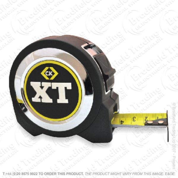 G51) Tape Measure 7.5m 25ft XT CK