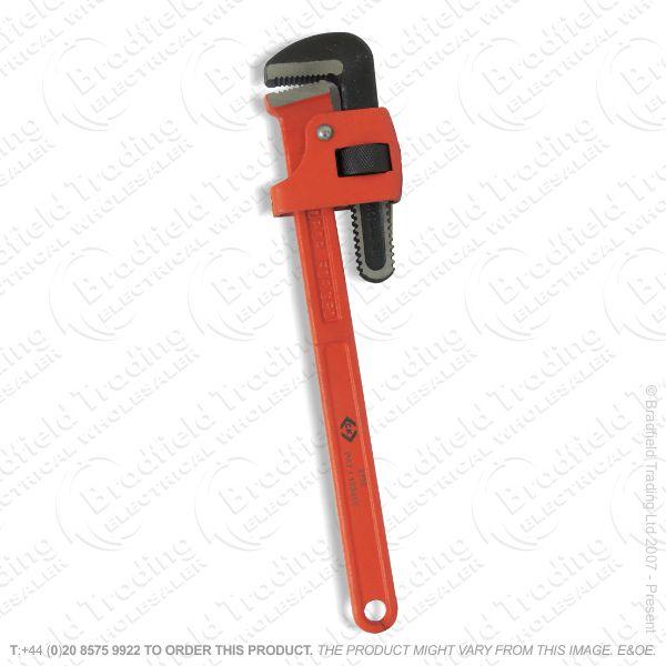 G38) Stillson Wrench 450mm CK