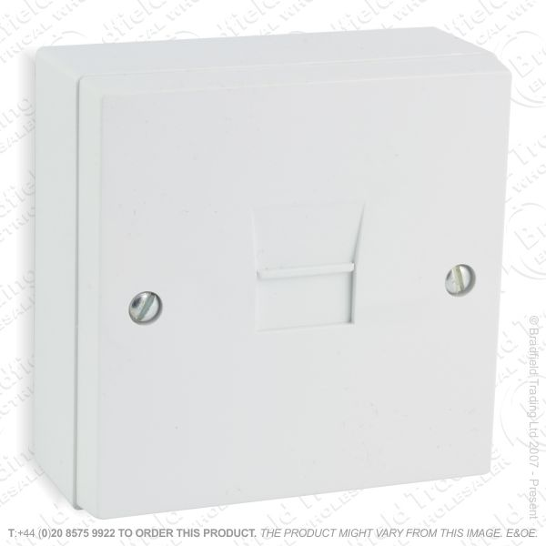 I30) Socket Phone Surface BT Master 1G white
