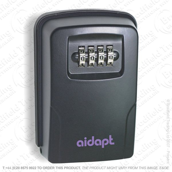 C25) Wall Mounted Key Safe Box AIDAPT