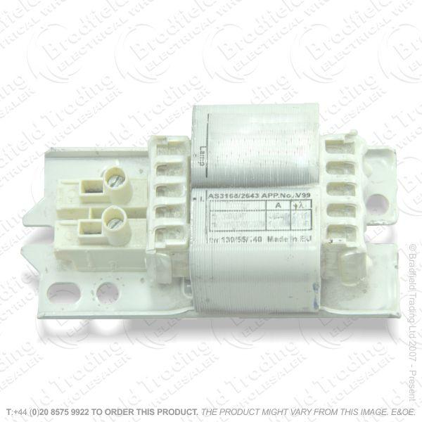 B42) Ballast Choke Magnetic 100W 8ft FITZ