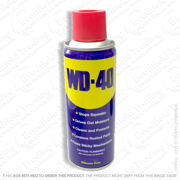 C23) WD40 Protective Lubricant 80ml