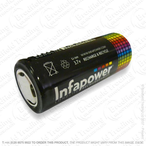 E12) Lithium 26650 Battery Rechargable INFAP