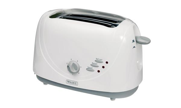 Toaster 2 Slice White WAHL