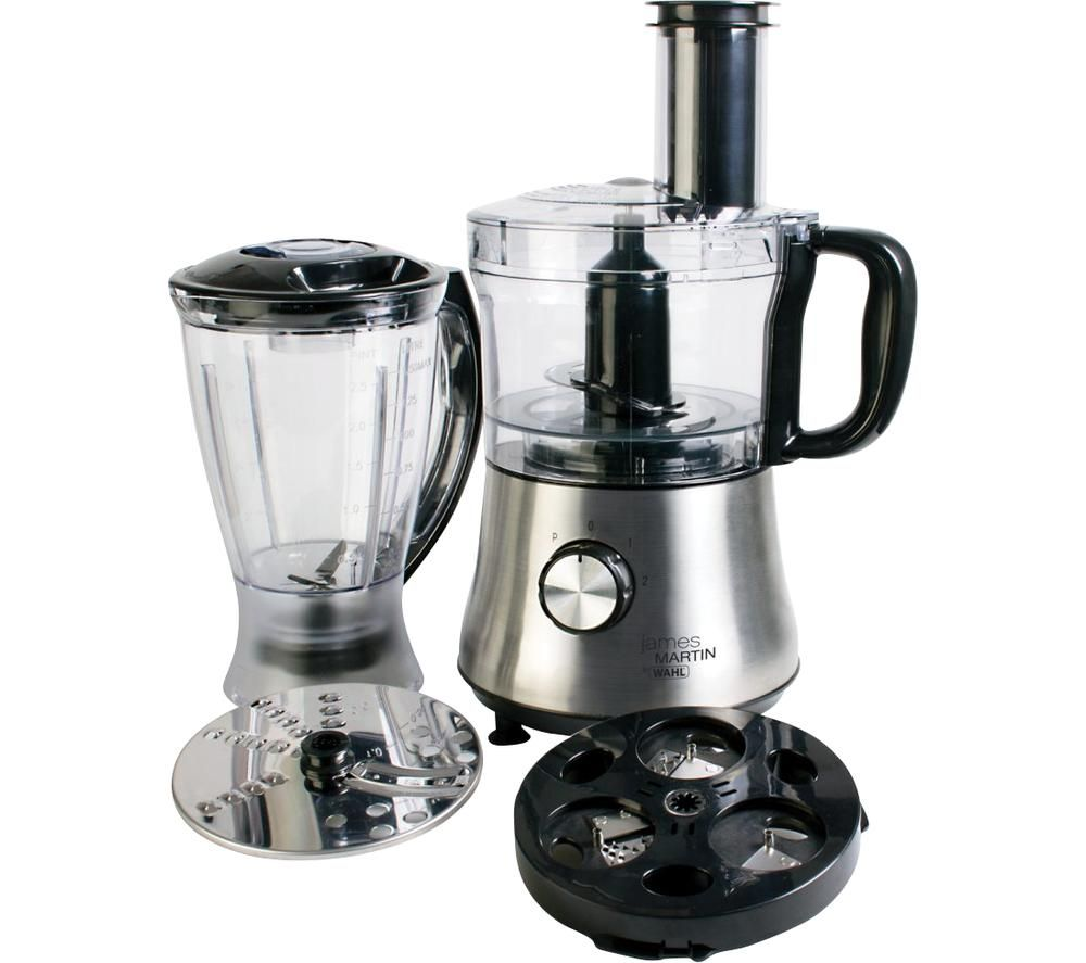 Compact Food Processor 500w SS WAHL